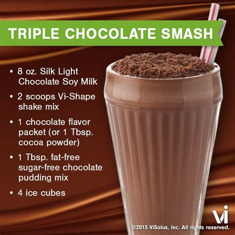 protein shake recipes try this chocolate protein shake recipe