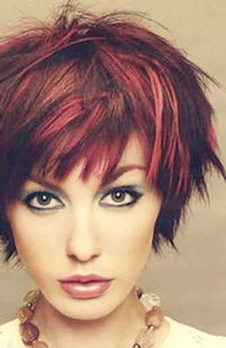 exles of funky high lights for short hair 20 short hair color ideas short hair hair coloring and