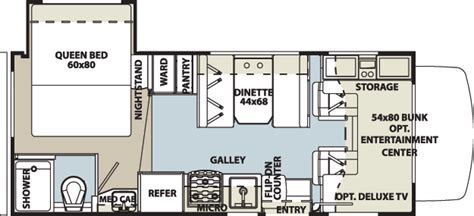 sunseeker motorhome floor plans forest river sunseeker class c motorhome