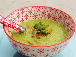 midi cuisine potage froid de courgettes 224 la coriandre