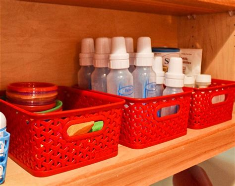 Kitchen Organization For Baby Stuff Nesting Not Just For The Birds My Sweetnest