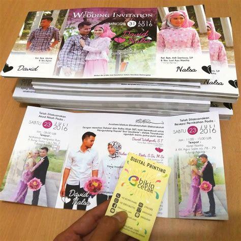 desain kartu nama unik di surabaya contoh design undangan pernikahan murah