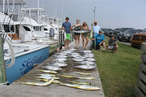 charter boat fishing oregon inlet free things to do in nags head nc village realty