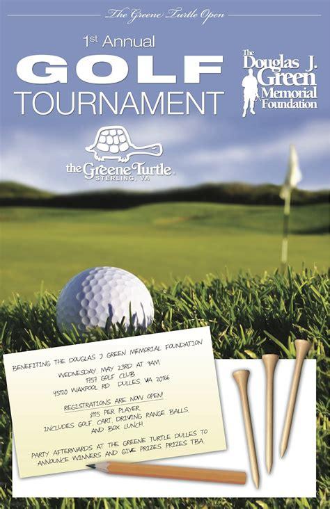 golf tournament flyer template golf tournament flyer template word www pixshark