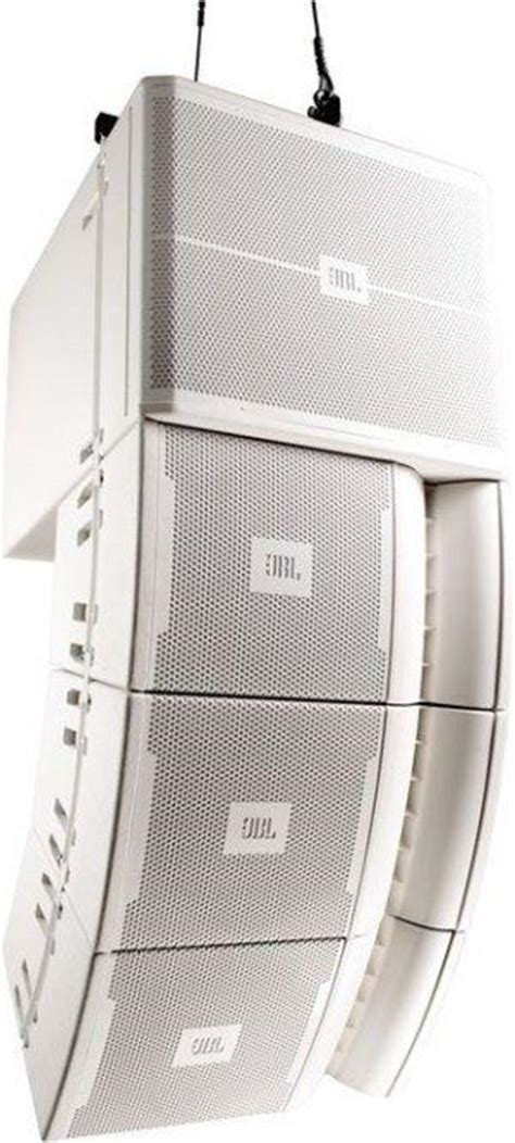 Speaker Jbl Line Array jbl vrx932la 1wh 12 quot two way line array loudspeaker system white agiprodj