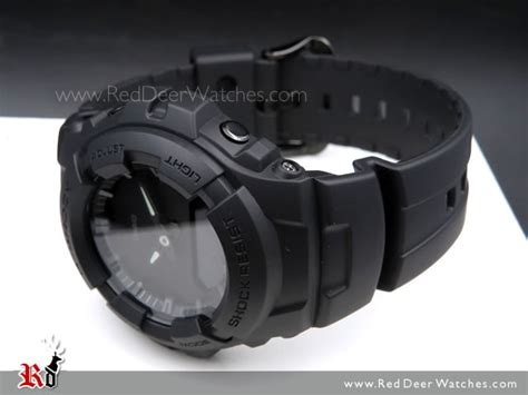 G Shock Ori G 100bb 1a buy casio g shock matte black analog digital 200m sport g 100bb 1a g100bb buy watches