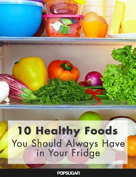 should you keep your makeup in the fridge daily makeover want to lose weight keep these 10 foods in your fridge