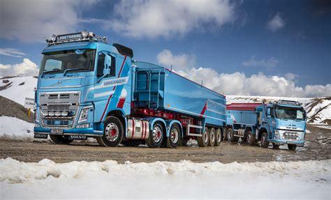 longthorne refreshes fleet    volvo trucks fleet uk haulier