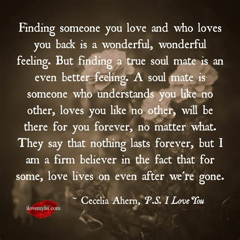 Real Finder I My Soul Mate Quotes Quotesgram