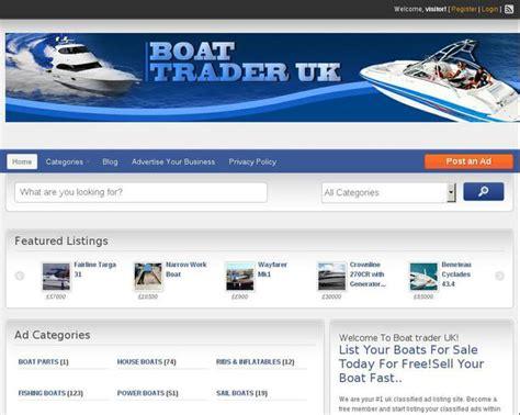 boattrader uk website www boat trader uk co uk created using