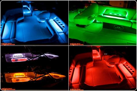 20 rgb led boat cabin deck interior neon lighting ebay