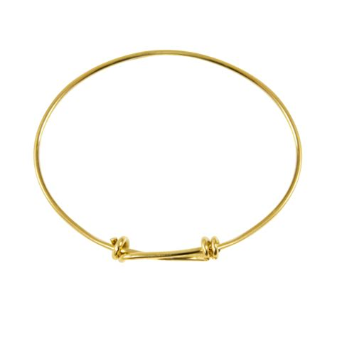 pulsera nudos corredizos pulsera nudos corredizos de oro 1 7mm joyer 237 a hago