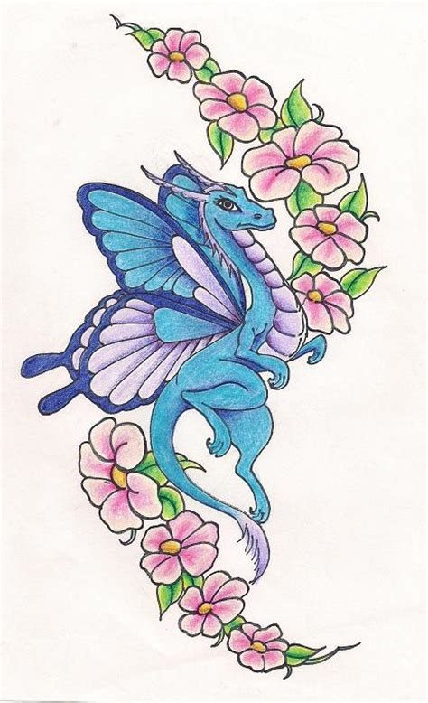 tattoo dragon butterfly tattoo images by brenda levin money tattoo