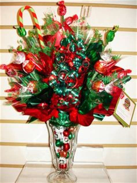 how to do a christmas candy sunday centerpiece 1000 images about gift bouquets on bouquet trees and