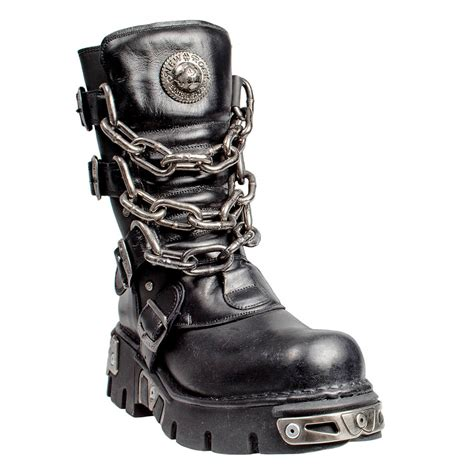 new rock 713 boots mens alternative footwear new rock