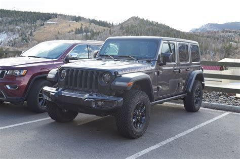 jeep wrangler unlimited 2018 granite metallic wrangler jl 2018 jeep
