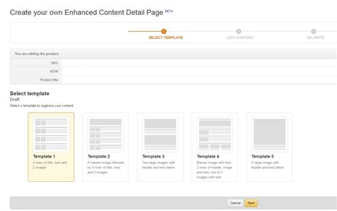 Selling On Amazon Here S Why You Should Include Enhanced Brand Content Ebc Pages In Your Enhanced Brand Content Templates