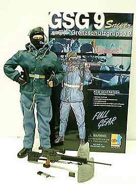 gsg 9 figure gsg 9 sniper figure models