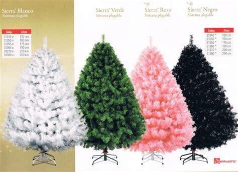 tipos de arboles de navidad rbol hecho de materiales
