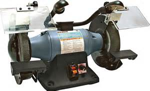 bench grinder variable speed 8 in variable speed bench grinder with dual lights