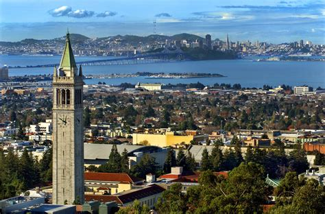 Of California Berkeley Part Time Mba by Uc Berkeley Is Named The World S Greenest