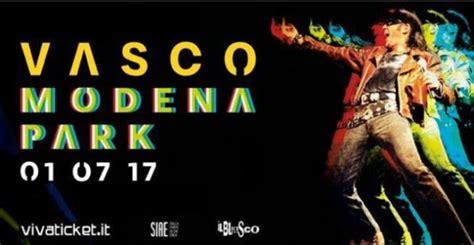 prossimo concerto di vasco vasco modena park concerto in diretta 1 luglio