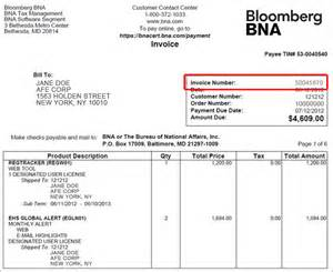 invoice payment template pay your invoice bloomberg bna