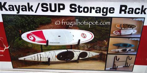 Costco Kayak Rack by Costco Tie Yak Free Standing Kayak Sup Storage Rack