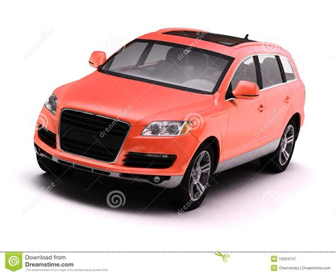 what is the most comfortable suv to drive red isolated comfortable suv royalty free stock