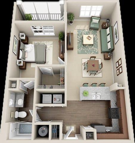 gambar denah rumah  ukuran