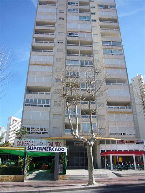 appartments in benidorm apartments in benidorm gemelos 22 1 dormitorio 1
