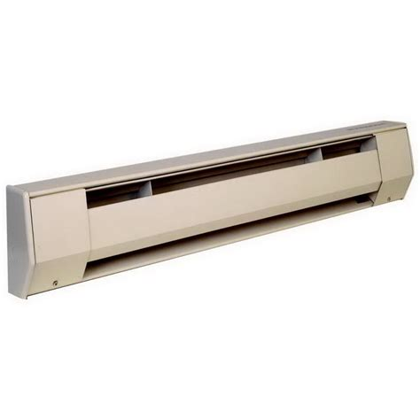 electric baseboard heater not working king electrical 4k2407a baseboard heater 750 watt 277