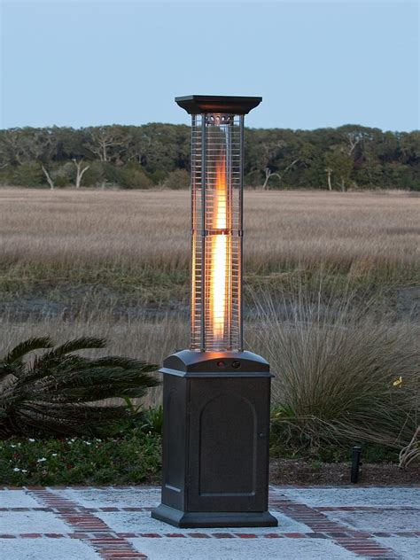 propane outdoor patio heaters outdoor heaters patio heater review