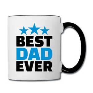 Best dad ever mug spreadshirt