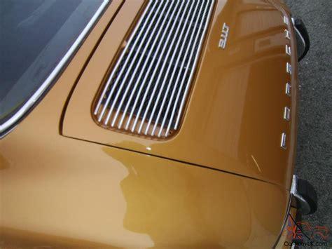 1971 porsche 911t targa color excellent