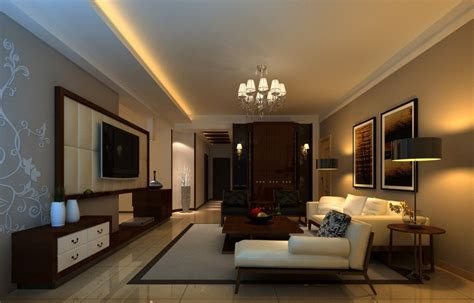 living room nightclub 3d rendering living room lighting at night 3d house