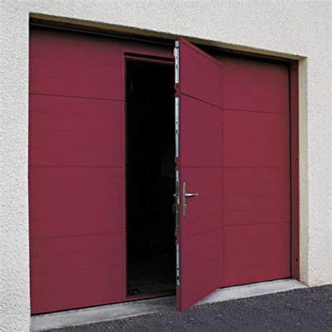 porte de garage sectionnelle 224 refoulement plafond soprofen