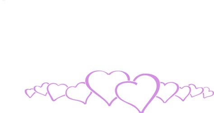 heart pattern line hearts pattern clip art at clker com vector clip art