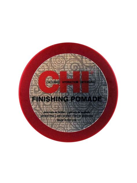 Chi Finishing Pomade 54g 1 9oz chi styling line finishing pomade 54g buy at low price here