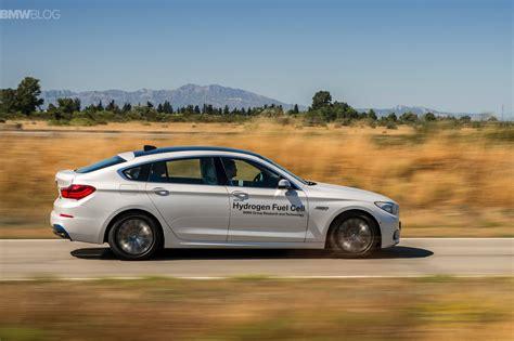 report bmw plans fuel cell sedan