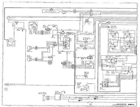caterpillar wiring diagrams caterpillar alternator wiring diagram efcaviation