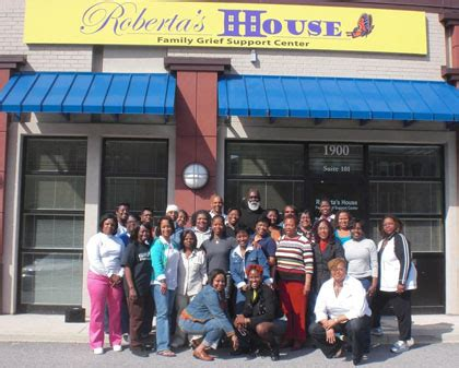 robertas house roberta s house supporting baltimore s grieving the baltimore times online