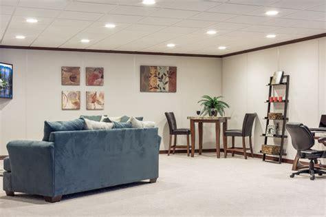 owens corning basement finishing system traditional