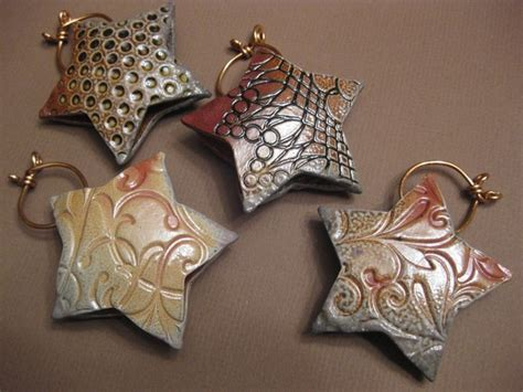 Handmade Clay Ornaments - 298 best ceramic decorations images on