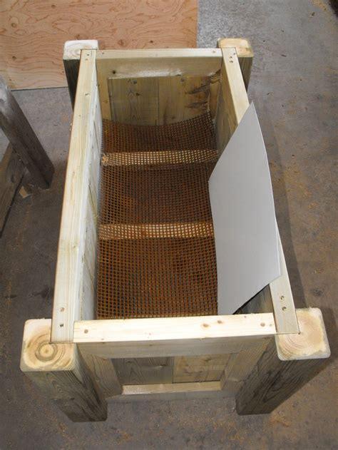 Planter Box Lining by Planter Box Liner Woodchuckcanuck