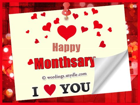 Monthsary Quotes Top Happy Monthsary Greetings Quotes Wallpapers