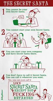 secret santa funny quotes quotesgram