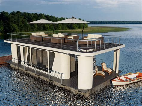 luxury pontoon houseboat houseboats marina life docks boats houseboats boat