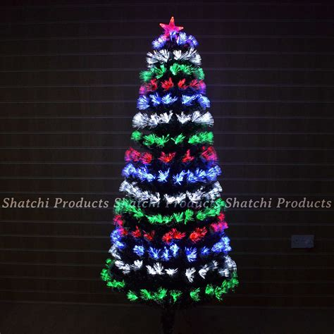 3 ft fiber optic tree led fibre optic tree pre lit tree 2ft 3ft