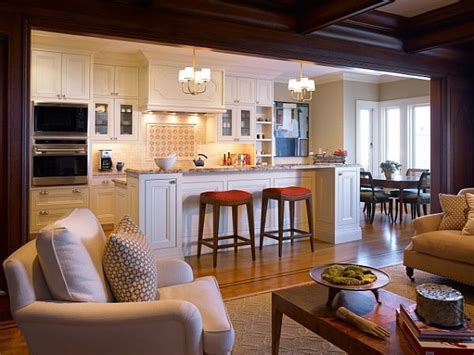 Open Kitchen Layout Ideas | the pros and cons of open versus closed kitchens